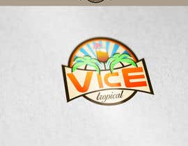 EdesignMK tarafından Design a Logo for Vice Tropical için no 24
