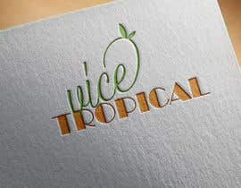 #37 cho Design a Logo for Vice Tropical bởi Gulayim