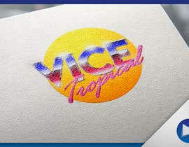 #7 cho Design a Logo for Vice Tropical bởi DysaniaMDZ