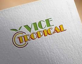 #16 cho Design a Logo for Vice Tropical bởi heloveshah