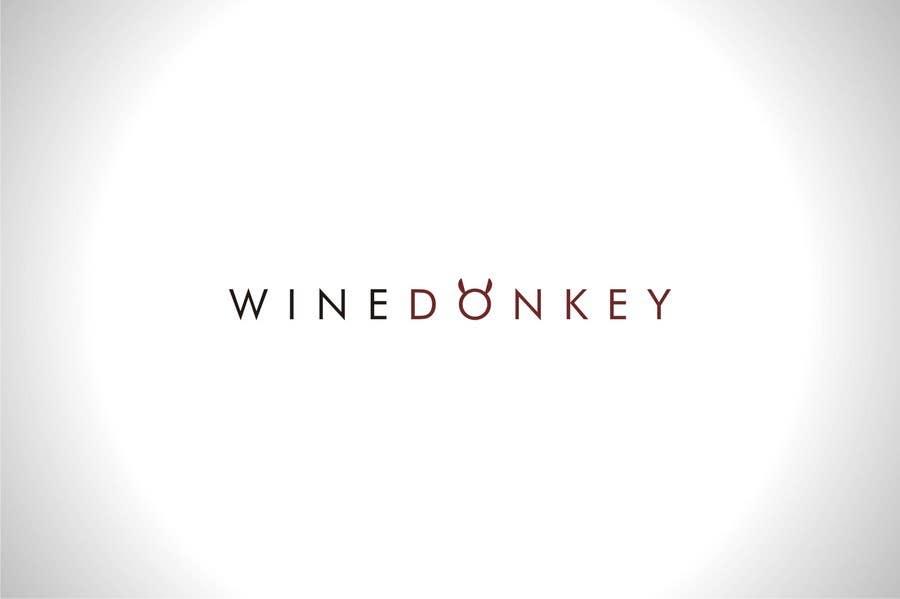 Inscrição nº 535 do Concurso para Logo Design for Wine Donkey