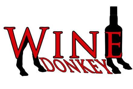 Penyertaan Peraduan #547 untuk Logo Design for Wine Donkey