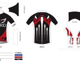 #8 cho Design a Cycling kit & Tri-suit bởi rajmundj