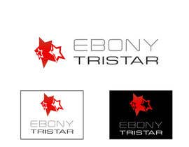 #56 for Design a Logo for Ebony Tristar (Consumer Electronics Sales Agency) by ToDo2ontheroad
