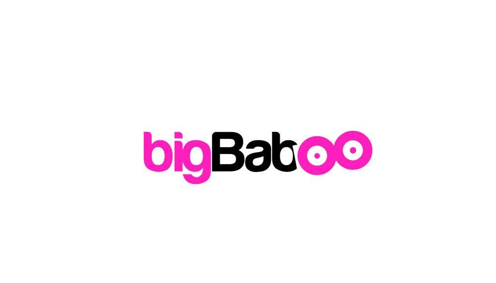 Bài tham dự cuộc thi #                                        91                                      cho                                         BigBaboo logo