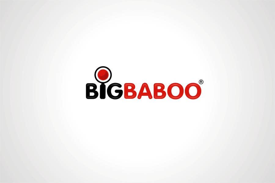 Bài tham dự cuộc thi #                                        116                                      cho                                         BigBaboo logo
