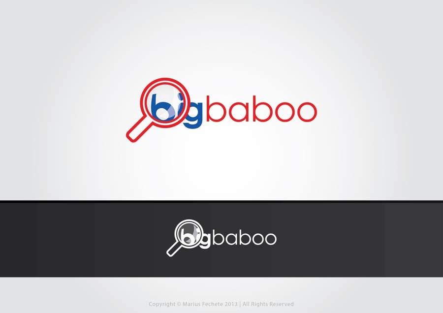 Bài tham dự cuộc thi #                                        114                                      cho                                         BigBaboo logo