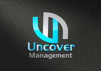 #63 untuk Design a Logo for Uncover Management oleh smnoyon55