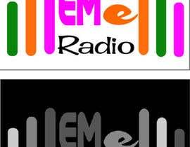 #14 untuk Diseñar un logotipo for EMe Radio oleh vasapop