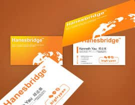 chanmack tarafından Design some Business Cards for Hanesbridge için no 4