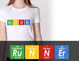 #7 cho Design a T-Shirt for Science student who love running bởi PANKAJSWANIJI