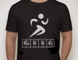 #23 cho Design a T-Shirt for Science student who love running bởi KaimShaw