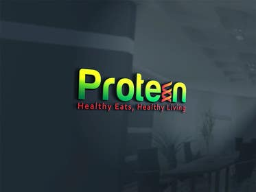 affineer tarafından Logo design for PROTEIN için no 300