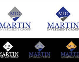 #95 cho Design a Logo for Martin Investment Group bởi iakabir
