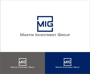 #112 cho Design a Logo for Martin Investment Group bởi RPDonthemove