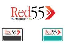 Bài tham dự #215 về Logo Design cho cuộc thi Logo for Red55 Production