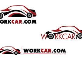 #90 untuk Design a Logo for WorkCar oleh kmsinfotech