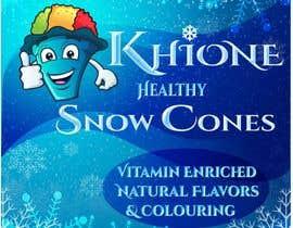 rasithagamage tarafından Khione Snow Cones Banner için no 41