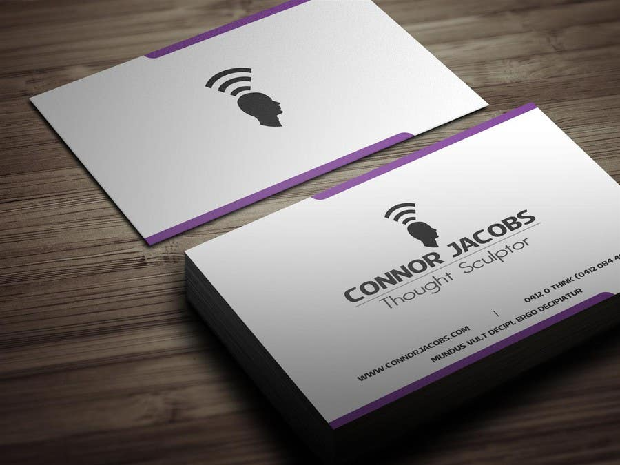 Entry 8 by magicproductions for mind reading entertainer needs contest entry 8 for mind reading entertainer needs business cards colourmoves