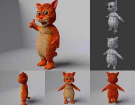 #38 untuk Create a adorable 3D pet oleh Amirhm90
