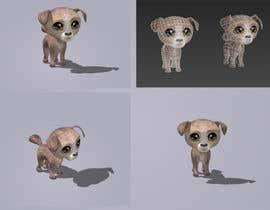 #34 cho Create a adorable 3D pet bởi webdevvn