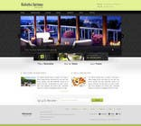 Graphic Design Contest Entry #17 for Hotel website design template
