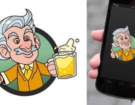 #3 cho Ilustrar algo for A character/mascot for a drinking games app bởi micavaalnier