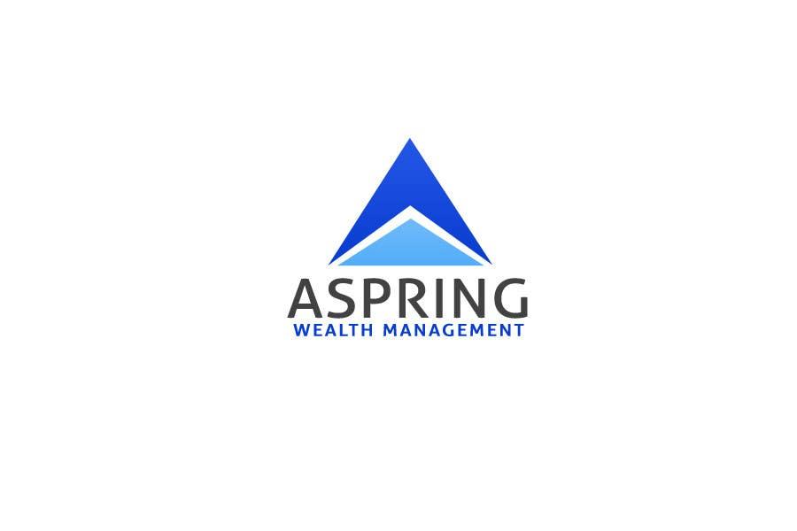 ผลงานการประกวด #124 สำหรับ Logo Design for Aspiring Wealth Management