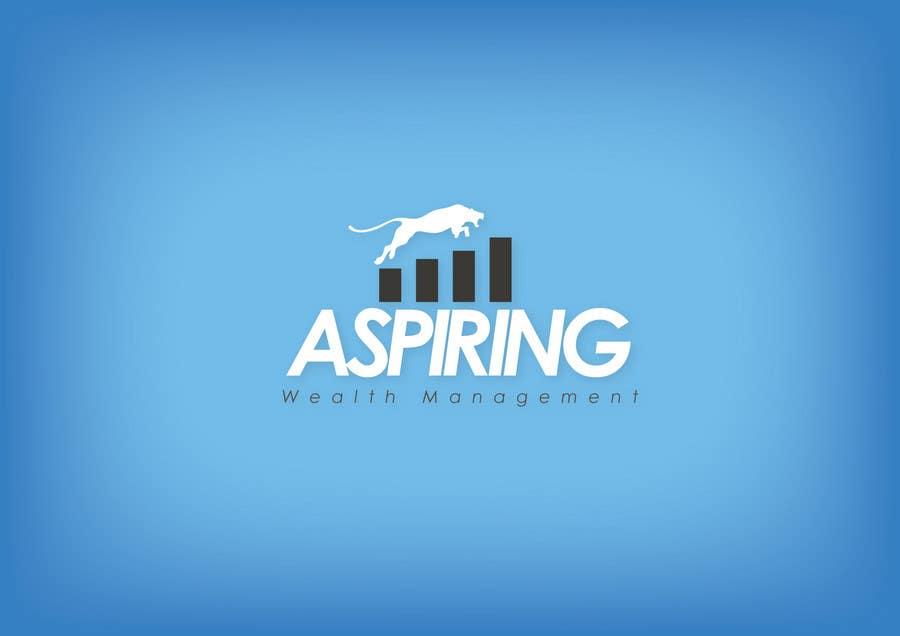 Inscrição nº 128 do Concurso para Logo Design for Aspiring Wealth Management