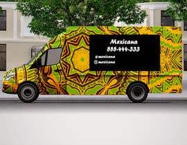 #4 untuk Create Vehicle Wrap Design oleh biggir