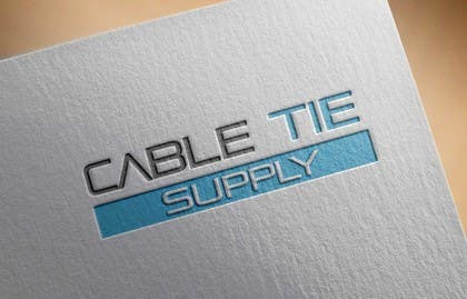#17 for Design a Logo for Cable Tie Supply af nashib98