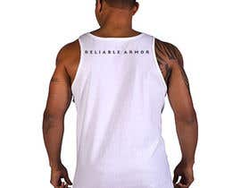 #104 untuk Tank Top design for Iron Cloth oleh Salmang