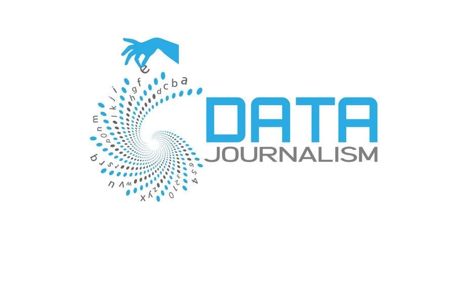 Inscrição nº                                         49                                      do Concurso para                                         Design a Logo for Data Journalism and World Issues Website