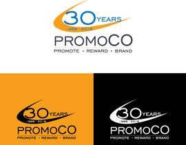 #42 untuk Design a Logo for corporate  30th anniversay oleh vasked71