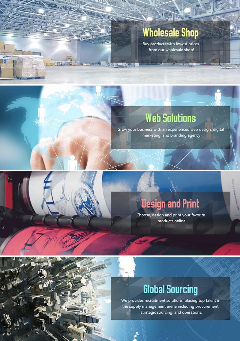 Penyertaan Peraduan #1 untuk Design 3 Banner