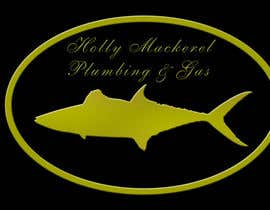 #19 for Design a Logo for Holy Mackerel Plumbing And Gas af denyschubarov