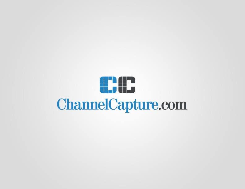 Penyertaan Peraduan #13 untuk Design a Logo for ChannelCapture.com