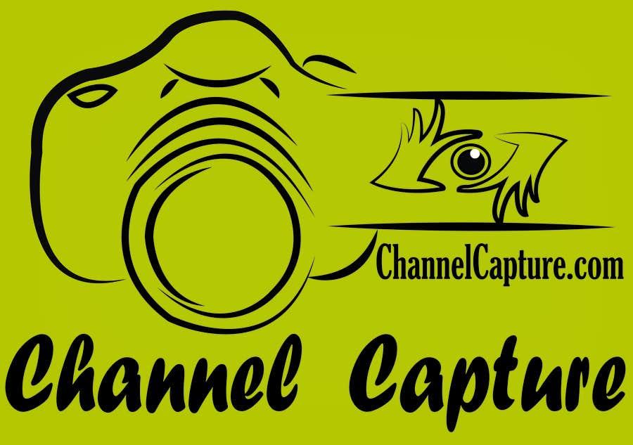 Penyertaan Peraduan #4 untuk Design a Logo for ChannelCapture.com