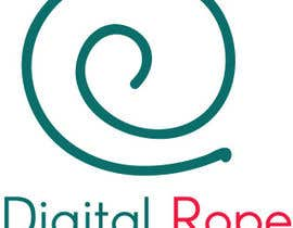 #41 for Design a Logo for Digital Rope af raidipesh40