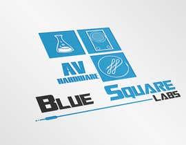 MNDesign82 tarafından Design a Logo for Blue Square Labs için no 2