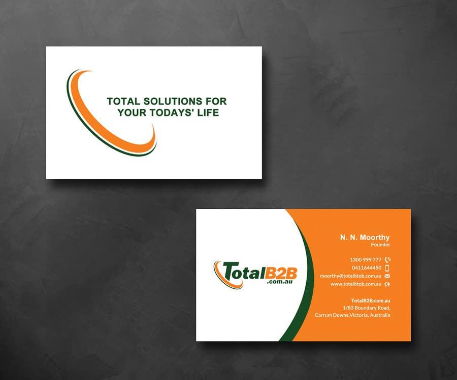 Penyertaan Peraduan #23 untuk TOTALB2B.COM.AU