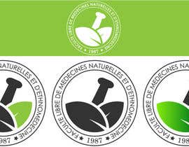 HAIMEUR tarafından Concevez un logo une ecole de naturopathie için no 28