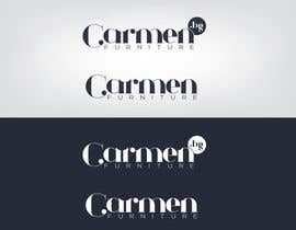 #102 for Redesign a Logo for furniture website - Carmen by Debasish5555