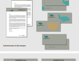 #229 untuk Develop an Identity (logo, font, style, website mockup) for AviationShake oleh satgraphic