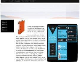 #19 untuk Design a Website for Creating Perfection oleh bandorleen