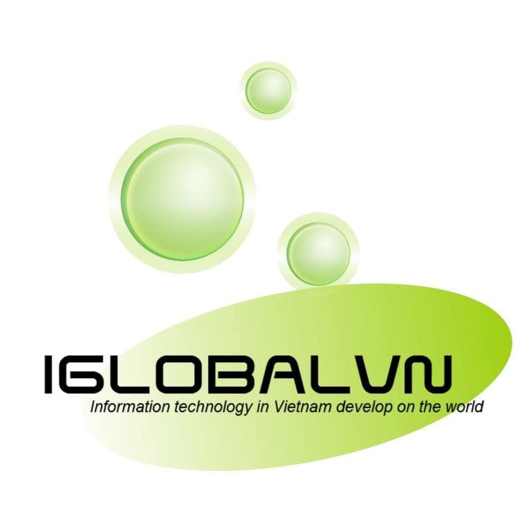 Bài tham dự cuộc thi #3 cho Design a Logo for iglobalvn company