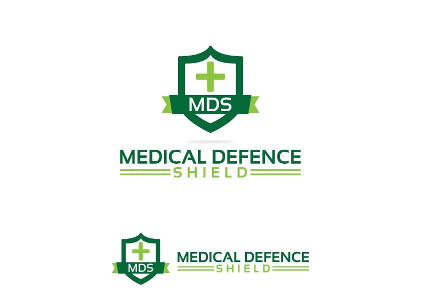 Inscrição nº                                         126                                      do Concurso para                                         Design a new Flat Logo for Medical Defence organisation