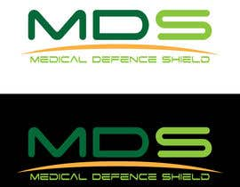 #95 untuk Design a new Flat Logo for Medical Defence organisation oleh vasked71