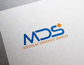 Superiots tarafından Design a new Flat Logo for Medical Defence organisation için no 154