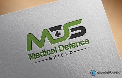 #138 untuk Design a new Flat Logo for Medical Defence organisation oleh SergiuDorin